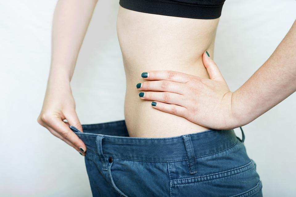 Úbytek tuků